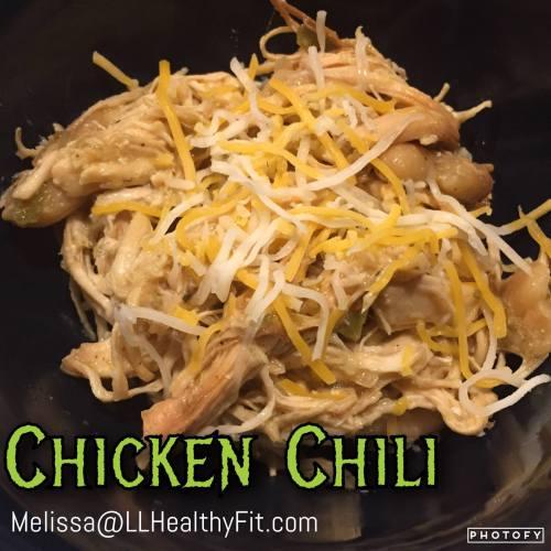 chicken recipe, crockpot recipe, chicken chili
