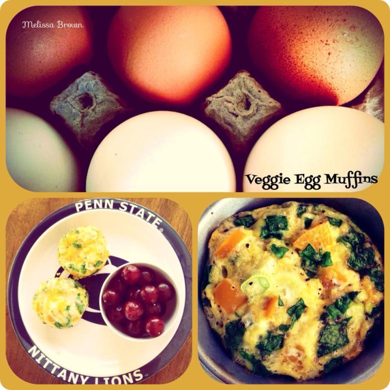 Farm Fresh Eggs, Eggs, Veggie Egg Muffins, Clean Meal with Eggs, Egg Breakfast, Eggs in Muffin Tin, Breakfast, Egg Nutrition, Store bought versus farm raised