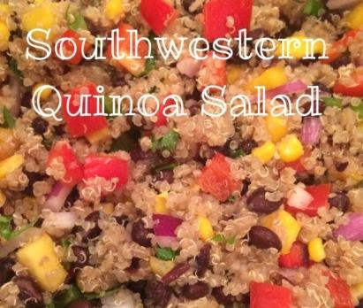 quinoa, side dish