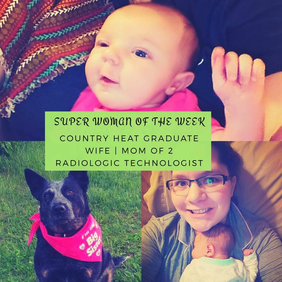 super woman , country heat , wife , mom of 2